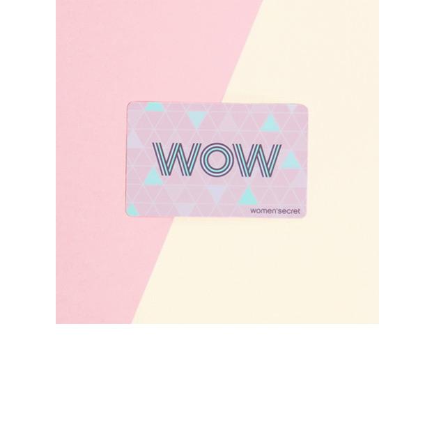regalo wow cheque cumpleaños